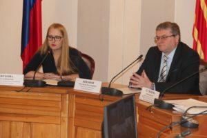 Состоялось рабочее совещание, посвященное новому порядку уточнения списков избирателей с использованием ЕГР ЗАГС