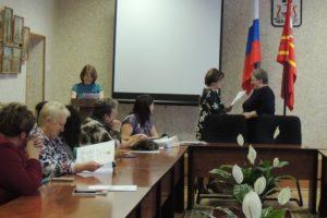 В районах области прошли торжественные награждения членов ТИК и УИК