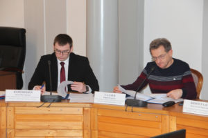 Состоялось 95-е заседание  областного избиркома