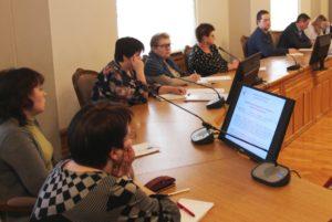 Облизбирком провел совещание-семинар с территориальными избирательными комиссиями