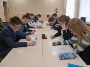 «Школа Будущего избирателя» продолжает свою работу в Смоленском районе Смоленской области