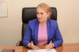 Председатель облизбиркома Олеся Жукова рассказала о выборах, которые состоятся 2 июня