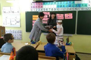 Интерактивное занятие «Сделать выбор - это важно!» для детей с ограниченными  возможностями здоровья в Вяземской начальной школе - детский сад «Сказка»
