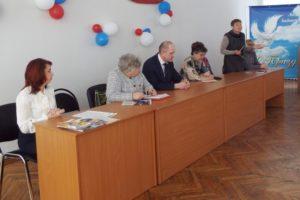 ТИК Заднепровского района города Смоленска проводит разъяснительную работу