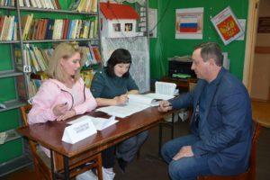 В Руднянском районе завершился первый этап обучения членов УИК