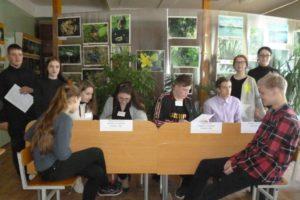 В Смоленском районе прошли занятия «Школы будущего избирателя»