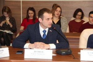 Круглый стол «Выборы. Перспектива молодых» прошел в Смоленском государственном университете