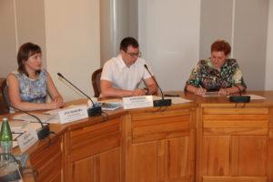 Облизбирком провел совещание с организаторами выборов