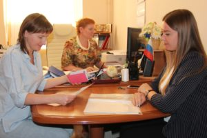 Облизбирком принял документы от СРО ЛДПР для заверения списка кандидатов