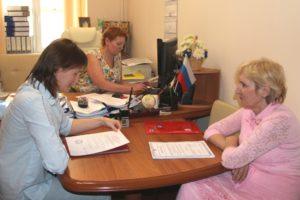 Облизбирком принял документы от реготделения ПАРТИИ ПЕНСИОНЕРОВ для заверения списка кандидатов