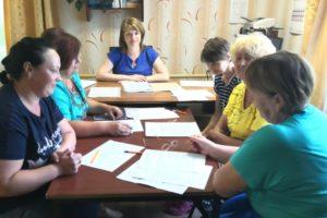 В Сафоновском районе проходит обучение организаторов выборов