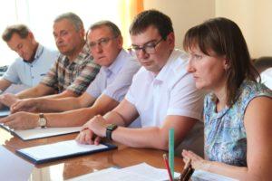 Состоялось 112-е заседание избирательной комиссии Смоленской области