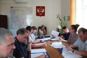 Состоялось 111-е заседание избирательной комиссии Смоленской области