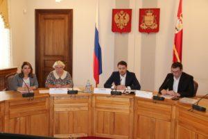 Облизбирком провел совещание с председателями, секретарями и бухгалтерами муниципальных и территориальных избиркомов