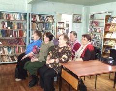 В Монастырщинском районе прошел час правовой информации