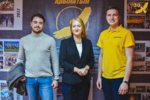 Члены облизбиркома встретились с участниками сборов творческой молодежи «Сокол-2019»