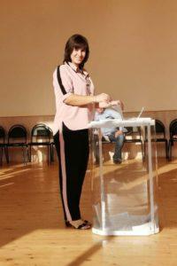 #Выборы 2019: Явка в регионе на 12.00