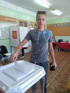 #Выборы 2019: Явка в Смоленской области на 15.00