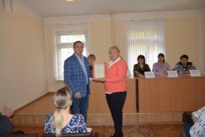 Руднянский территориальный избирком принял участие в заседании Совета по проблемам инвалидов и граждан пожилого возраста