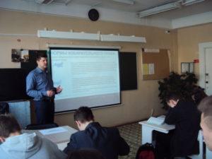 В новом учебном году стартовали занятия Школы будущего избирателя
