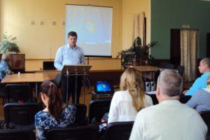 Сотрудничество с общеобразовательными школами. Обмен опытом