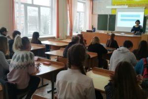 Облизбирком продолжает реализацию проекта «Школа будущего избирателя