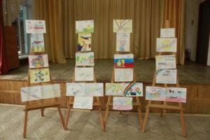 В Рославльском районе подведены итоги конкурса рисунков «Выборы глазами детей»