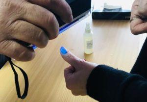 Секретарь облизбиркома приняла участие в работе Миссии наблюдателей СНГ на внеочередных выборах в Милли Меджлис Азербайджанской Республики
