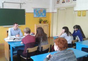 В Вяземском районе продолжается проведение мероприятий в рамках Дня молодого избирателя