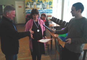 В Краснинском районе прошел круглый стол «Обеспечение избирательных прав инвалидов»