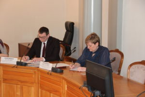 Облизбирком провел совещание с организаторами общероссийского голосования
