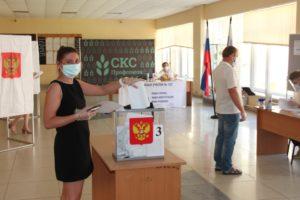 В Смоленской области открылись избирательные участки для проведения общероссийского голосования