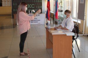 #Общероссийское голосование: В Смоленской области открылись избирательные участки