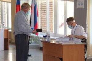 #Общероссийское голосование: Явка в Смоленской области на 18:00 составила 51,05%