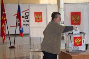 #Выборы 2020: На 20:00 часов 11 сентября явка избирателей на территории региона составила 9,11%