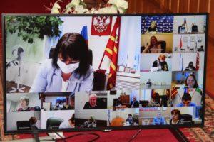 Облизбирком провел семинар с председателями вновь сформированных территориальных избиркомов