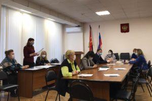 Состоялись первые заседания вновь сформированных территориальных избиркомов