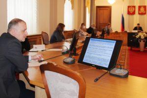 Облизбирком продолжает обучение организаторов выборов