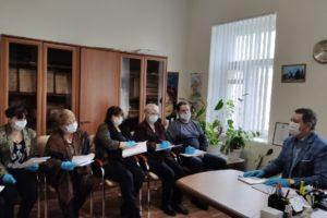 В Руднянском районе состоялось обучение членов ТИК