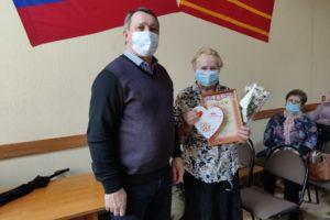 В Руднянском районе проходит обучение организаторов выборов