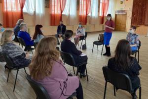 В Ленинском районе стартовало обучение организаторов выборов