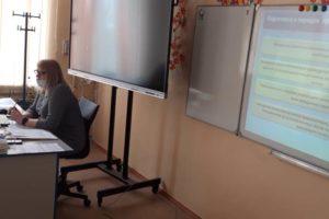 В Заднепровском районе г. Смоленска проходит обучение УИК