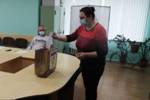 Гагаринский территориальный избирком провел первое заседание в новом составе