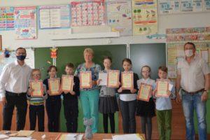 Руднянский территориальный избирком подвел итоги творческих конкурсов, посвященных Дню молодого избирателя