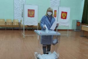 Выборы-2021: к 15:00 явка избирателей  в регионе составила 35,35%